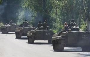 В Минске пока не договорились об отводе техники