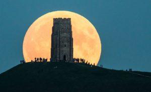 В сети опубликовали лучшие снимки затмения