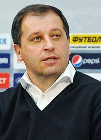 Главный тренер луганской