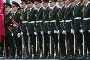 Через месяц 10 запорожцев отправятся в президентский полк