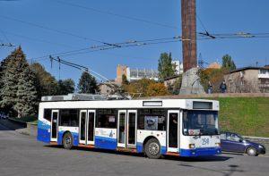 День в истории: 26 сентября на Хортицу запустили троллейбус