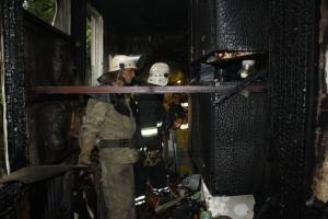 В сети появилось видео крупного пожара в Запорожье