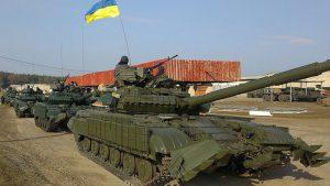 Сколько танков есть у наших солдат