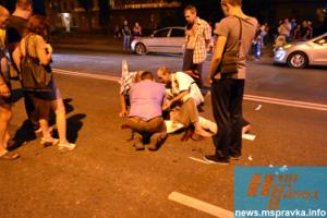 Родственники погибшей в ДТП запорожской пары: Следствие хочет скрыть водителя