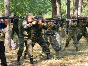 Как тренируют бойцов стрелкового батальона