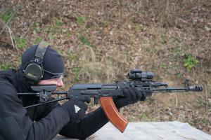 Украинские бойцы получат на вооружение новую штурмовую винтовку