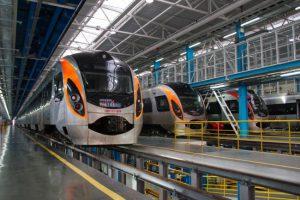 «Укрзалізниця» планирует продлить маршрут поезда Киев - Запорожье в Мелитополь
