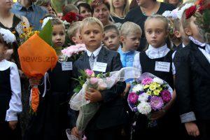 Цифра дня: 150 тысяч – столько учеников отправились в школы Запорожской области