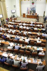 Запорожские депутаты на сессии рассмотрят более 20 вопросов