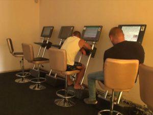В Шевченковском районе Запорожья прикрыли очередной зал игровых автоматов