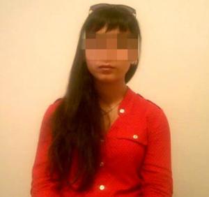 СБУ обнародовала видео допроса шпионки террористов