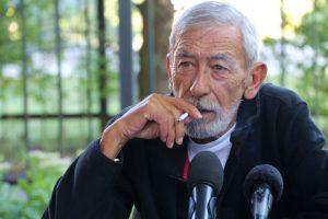 Вахтанг Кикабидзе рассказал запорожцам о своей новой книге, фильме и о том, что грузинам нравится Запорожье