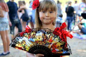 В запорожской Дубовке прошел семейный арт-пикник