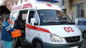 В Запорожье стреляли в медиков скорой помощи
