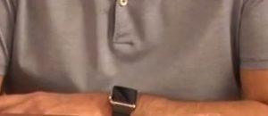 В ногу со временем: Запорожские депутаты носят часы Apple Watch