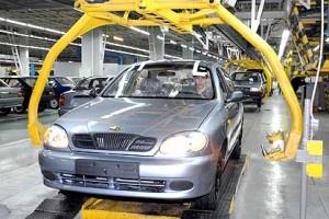 Запорожский завод не выпустил в августе ни одного легкового авто
