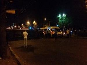ГАИ: В ДТП с маршруткой в Запорожье пострадали 12 человек
