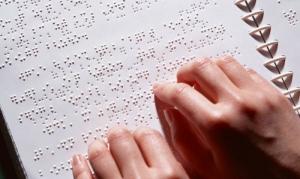 В Запорожском университете за полмиллиона сделают кабинет для людей с проблемным зрением