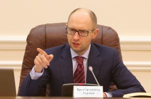 Яценюк поручил Самардаку проследить за тем, чтобы каждый бюджетник получил правильные доплаты