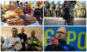 Итоги уходящей недели: сюрпризы от власти, встреча чемпионов и выговор Яценюка