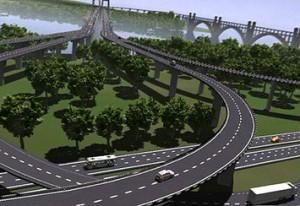 Мостовые переходы через Днепр будут строить до 2025 года