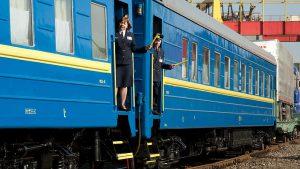 В Запорожье проводнице, не впустившей в поезд солдата АТО, объявили выговор