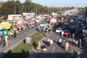В Запорожье организуют дополнительный транспорт на Покровскую ярмарку. Расписание