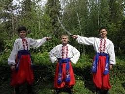 Атаманом первого казацкого куреня стал участник АТО