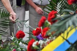 В Запорожье сегодня попрощаются с погибшим солдатом АТО