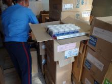 В Запорожскую область пытались ввезти контрабандные сигареты из России и Беларуси