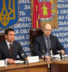 Подчиненные Самардака уверены: Яценюк был неправ, когда объявил выговор губернатору