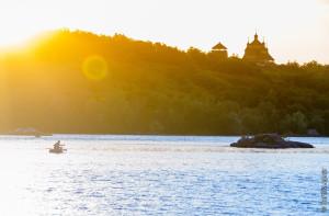 На запорожской Хортице состоится всеукраинский каяк-марафон