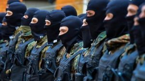 16 запорожских бойцов уедут в сектор «М»