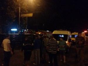 Запорожские правоохранители нашли виноватого в ДТП с маршруткой