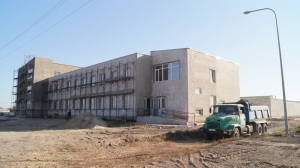 Объект для пиара: Губернатор вспомнил про Кушугумскую больницу