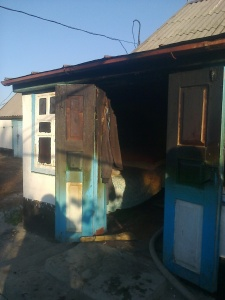 В результате пожара в запорожском селе погиб 55-летний мужчина