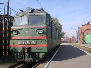 Цифра дня: 12 – столько электровозов поступили на ремонт на запорожское предприятие