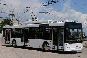 В 2016 году в Запорожье может появится 10 новых троллейбусов