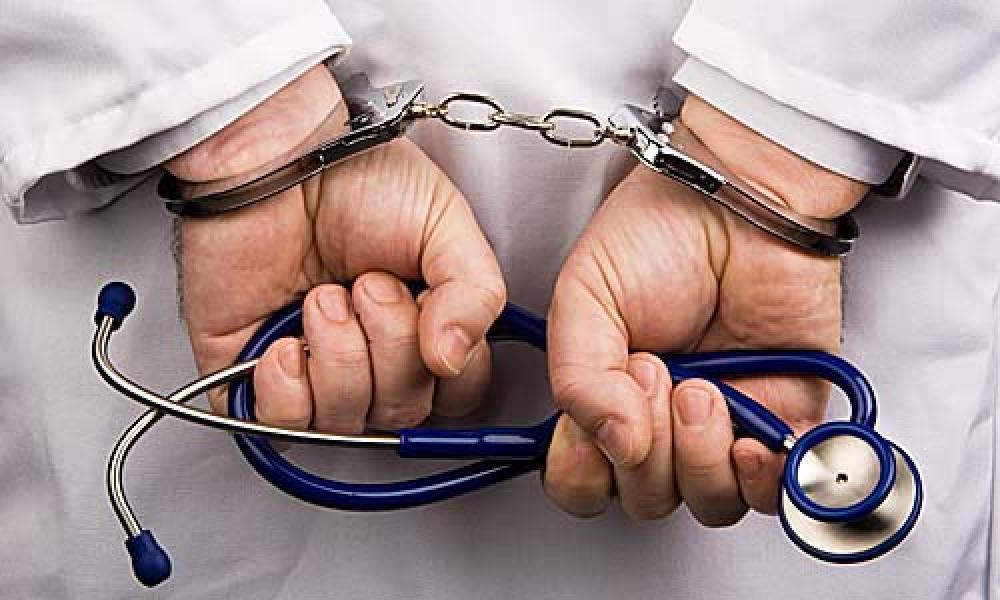 В Запорожской области медика будут судить за взятку
