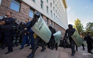 Экс-премьера Молдовы арестовали в здании парламента