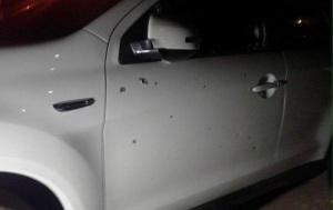 В Киеве произошел взрыв на стоянке