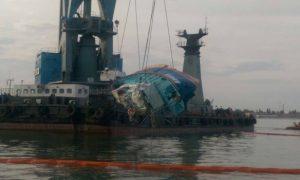 Спасатели пытаются выяснить, сколько жизней унесла на дно одесская «Иволга»