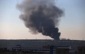 РФ хочет помочь в тушении пожара в Сватово