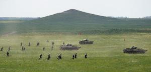 В Запорожской области военный полигон незаконно передали в аренду