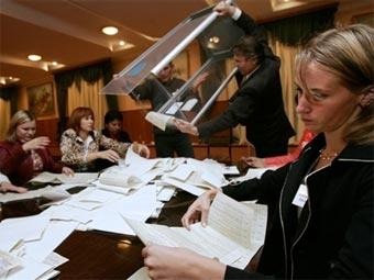 Запорожский горизбирком до сих пор не имеет окончательных результатов голосования