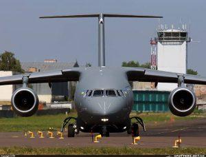 Украинцев просят придумать «имя» для самолета