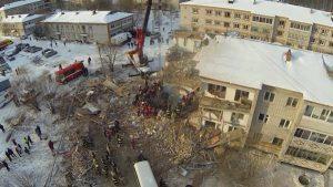 В сети появилось видео, как хабаровские спасатели вытаскивали людей из-под руин взорванного жилого дома