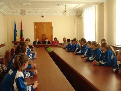 Запорожская женская команда по гандболу примет участие в чемпионате Украины