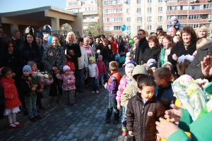 В Запорожье открыли детский сад № 285: на реконструкцию ушло порядка 17 миллионов