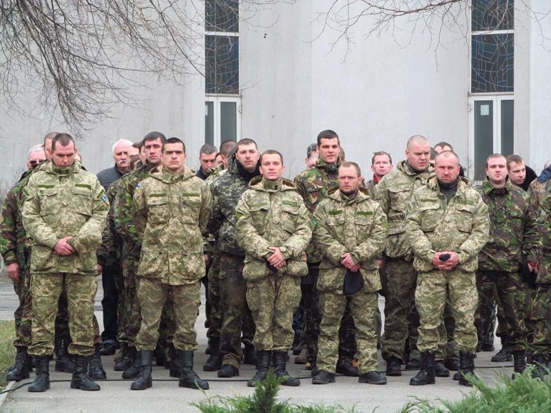 Логвинов: В Запорожской области отобрали 311 контрактников